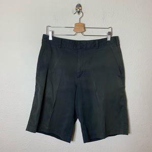 Nike Black Hybrid Golf Shorts